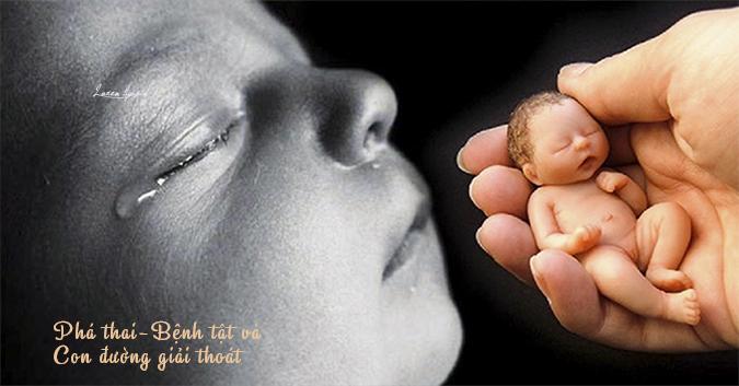 hệ lụy của phá thai và ơn giải thoát