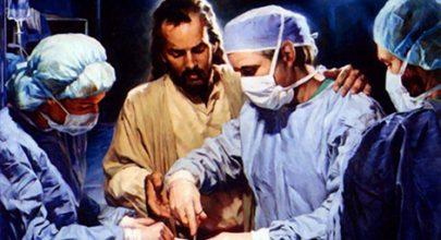 Thầy dạy Giê-su- vị lương y tuyệt vời- gia đình sinh viên công giáo y dược