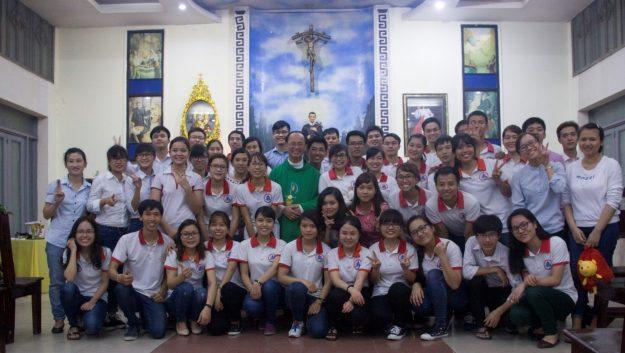 Gia đình sinh viên công giáo Y Dược