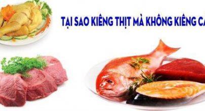 ăn chay kiêng thịt