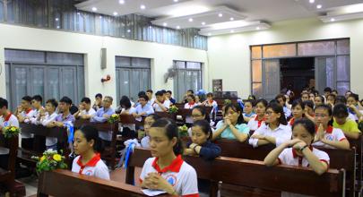 Chúa Giê-su phục sinh- sinh viên công giáo y dược
