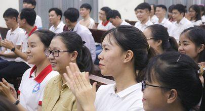 gia đình sinh viên công giáo y dược- tân sinh viên
