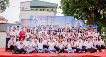 sinh viên công giáo y dược-gia đình sinh viên công giáo y dược