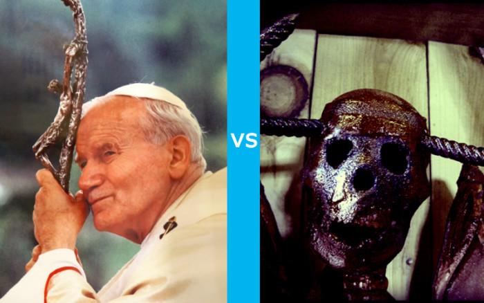 Satan sợ gì, Tại sao satan sợ đức mẹ và thánh giáo hoàng gio-an phao-lo 2,