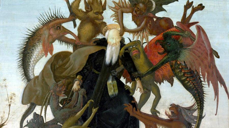 Satan như đang lộng hành trong thế giới chúng ta, satan và ma quye, sa tan là gì, mơ quỷ nhập