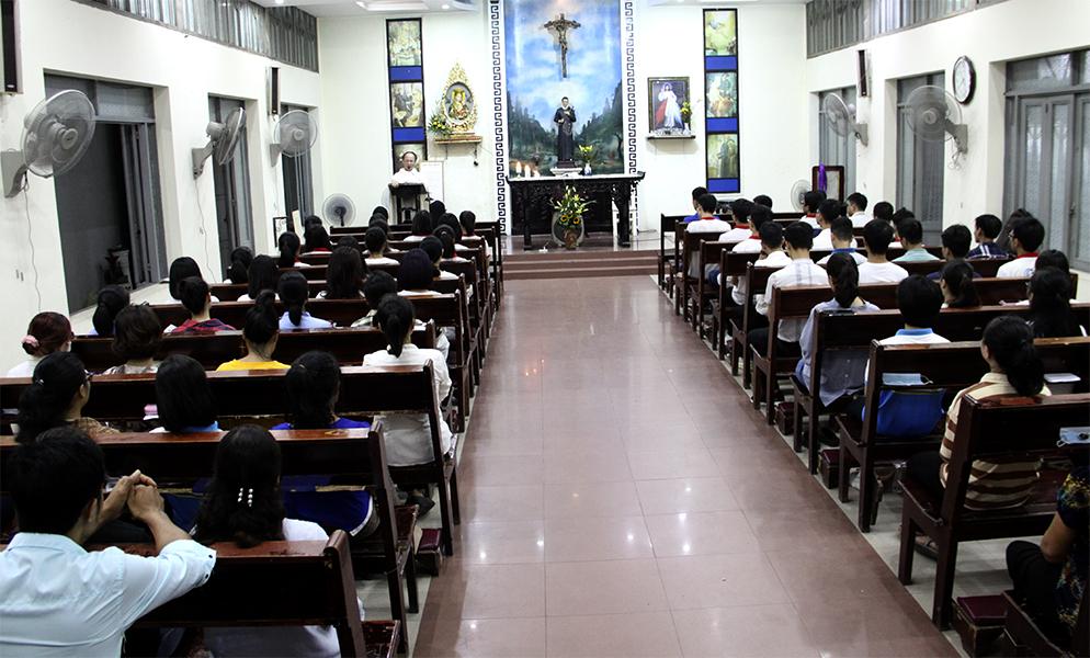 cộng đoàn sinh viên công giáo Y Dược