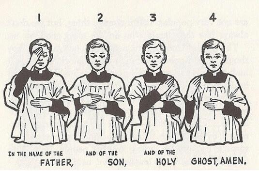 Làm dấu thánh giá, ý nghĩa của việc làm dấu thánh giá