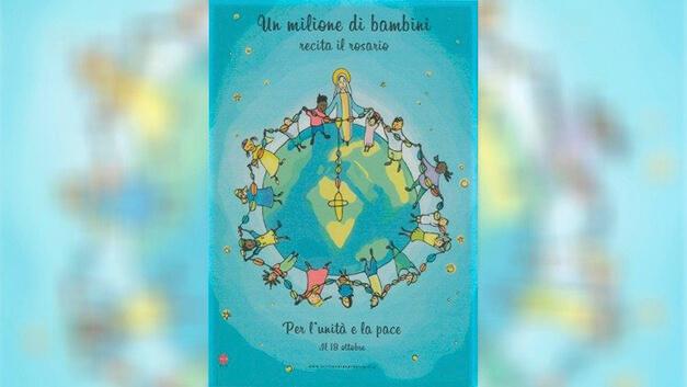 một triệu trẻ em đọc kinh mân côi cầu nguyện cho thế giới, kinh mân côi và trẻ em, lời kinh mân côi cứu thế giới