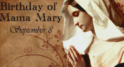 sinh nhật Đức Maria