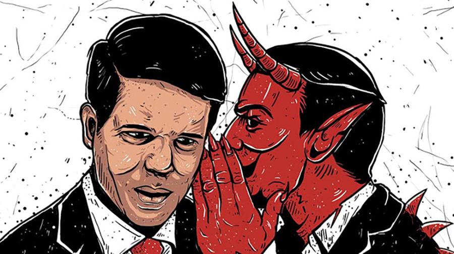 ma quỷ - cầu nguyện