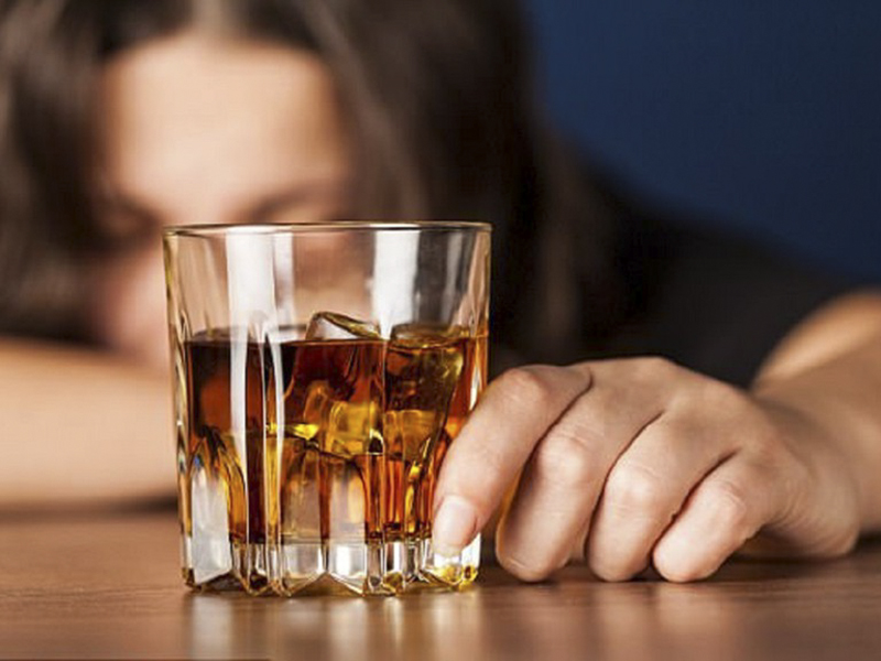cầu nguyện- nghiện rượu