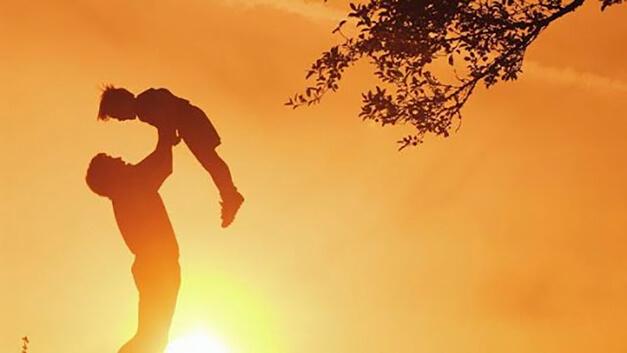 Cha và con gái, lá thư gửi thiên đường