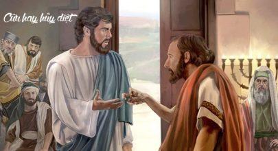Ngày sa-bát, được cứu mạng người hay giết đi?