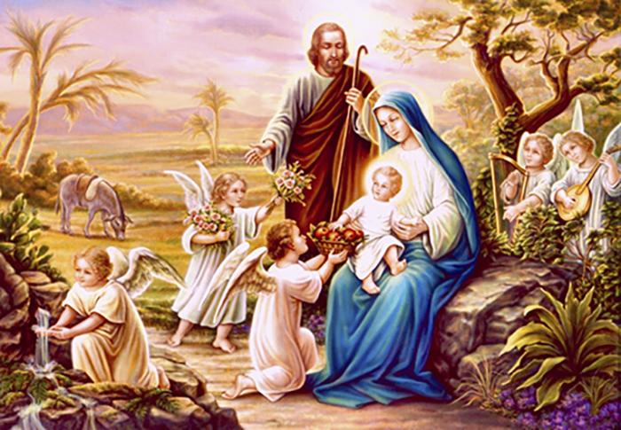 Đức Maria - Mẹ Đấng Cứu Thế, lễ Mẹ Thiên CHúa