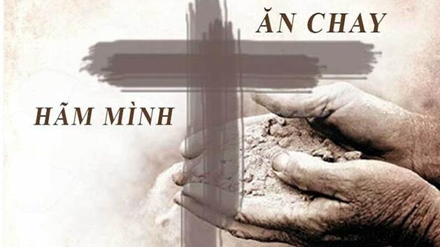 ý nghĩa của việc xức tro trong lễ tro, sứ điệp mùa chay