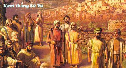 Rao giảng Tin Mừng, vượt thắng sứ vụ