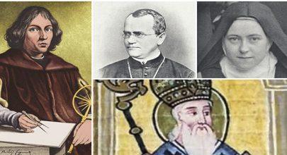 4 tu sĩ công giáo