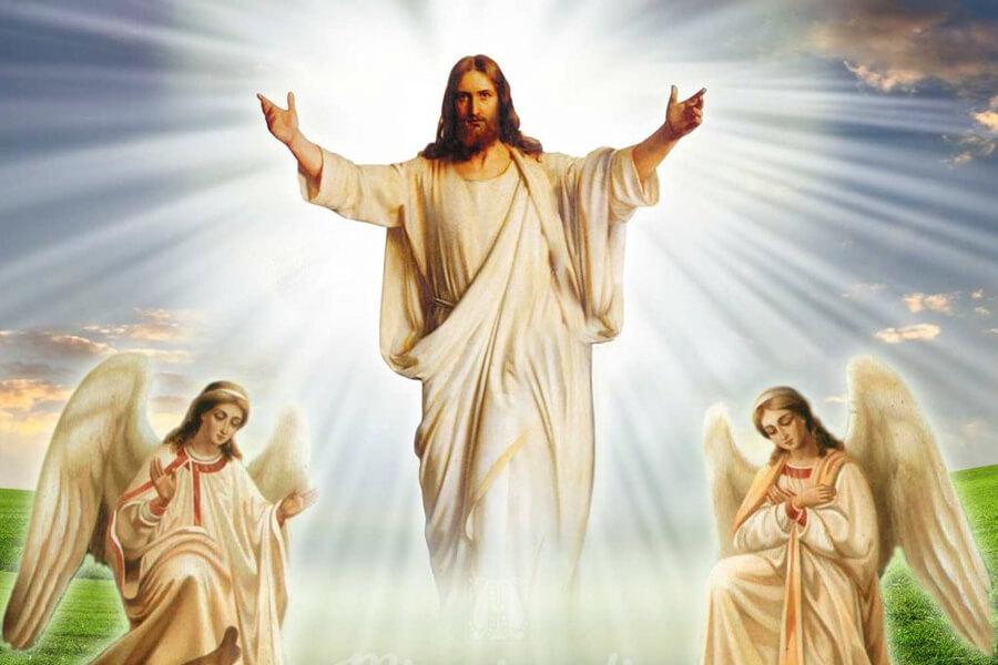 Làm sao thoát khỏi ác thầ?, Thiên chúa, Thiên Chúa trong kinh thánh