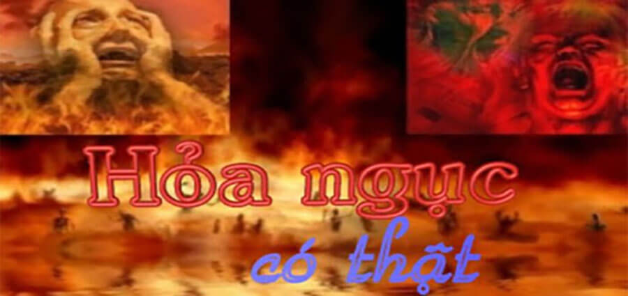 Bức hoạ Cảnh hoả ngục
