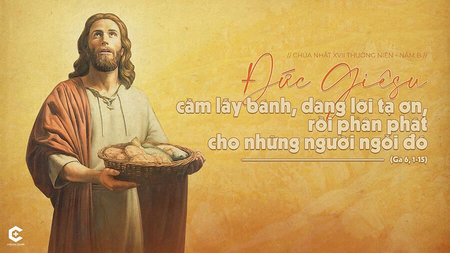 Chúa nhân từ và quyền năng