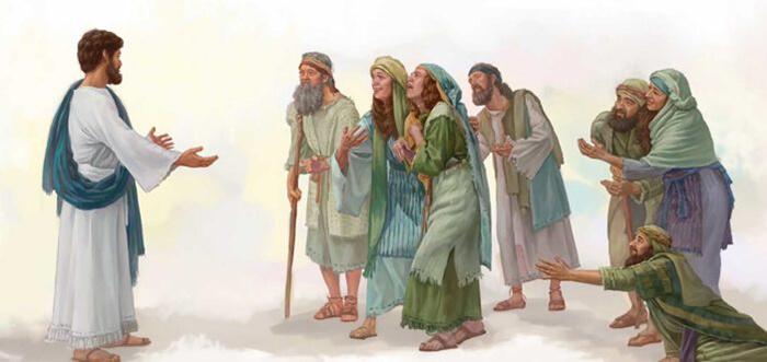 chúa giê-su dạy gì? Chúa Giê-su sinh năm nào?