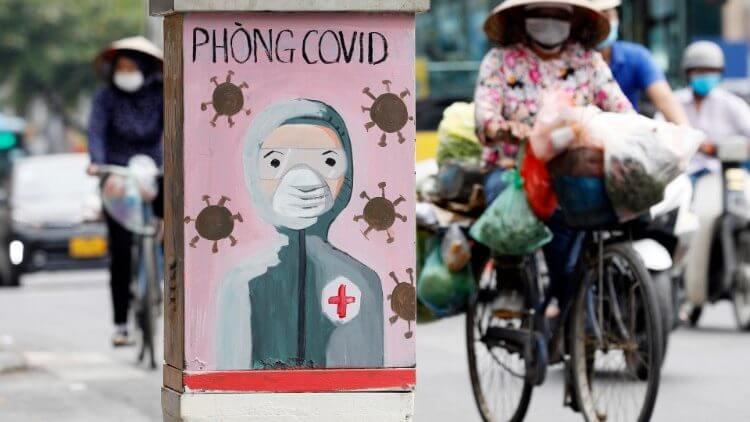 Đại dịch tại Việt Nam