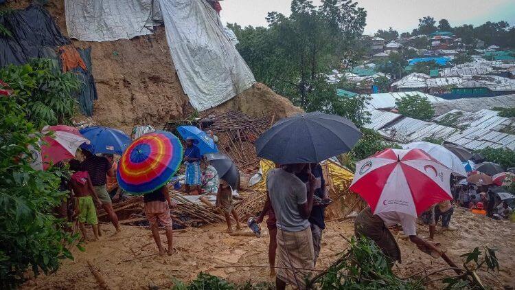 Bão Yaas tại Bangladesh