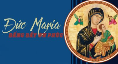 Đức Maria - Đấng đầy ân phúc
